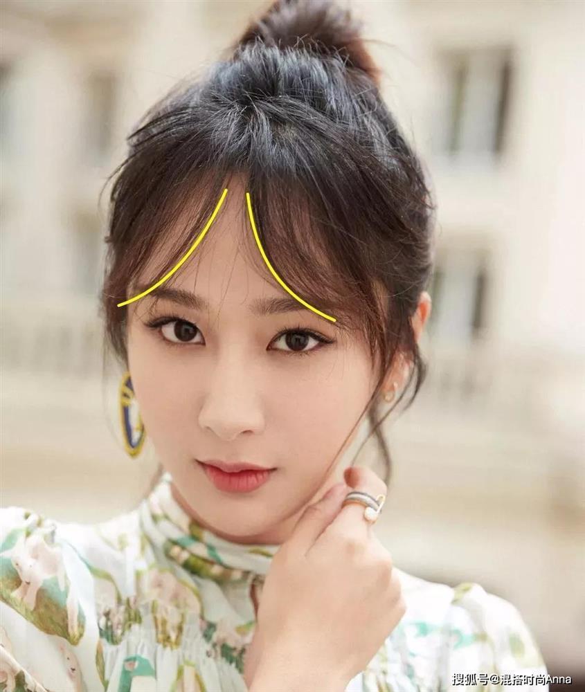Mái ngố lỗi thời rồi, tóc mái rèm cửa Hàn Quốc mới chiếm sóng hiện nay!-1