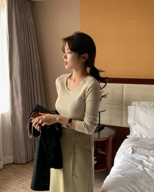 Mái ngố lỗi thời rồi, tóc mái rèm cửa Hàn Quốc mới chiếm sóng hiện nay!-8