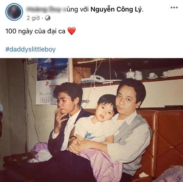 Tròn 100 ngày mất của NSND Hoàng Dũng Người phán xử, con trai tiết lộ hình ảnh gây xúc động-1