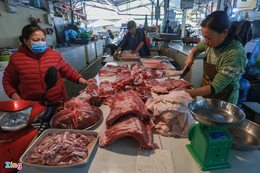 Thịt heo giảm giá ở đâu chứ ở chợ thì không-2