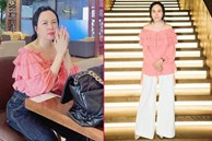 Phượng Chanel được khen khi mặc lại áo từ 3 năm trước, mix cao tay hơn một bậc