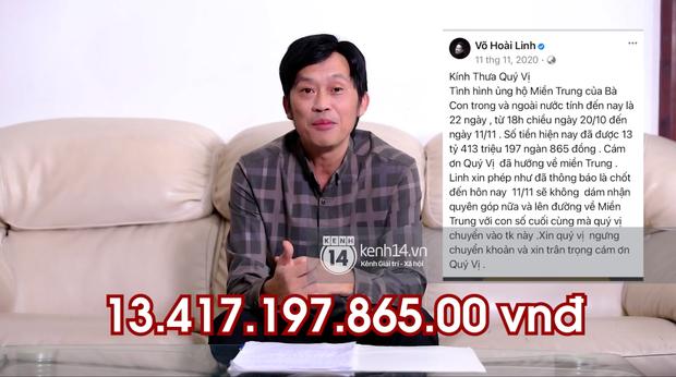 NS Hoài Linh đã làm gì trong 6 tháng qua sau khi nhận quyên góp 13,7 tỷ đồng?-4