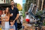 Tai nạn cáp treo khiến 14 người thiệt mạng, bé trai thoát chết thần kỳ nhờ cái ôm của bố, xót xa câu nói của đứa trẻ sau khi tỉnh lại