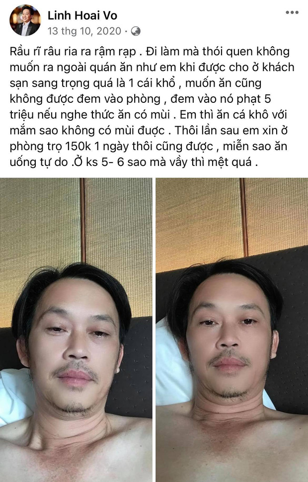 Netizen soi loạt chi tiết nghi vấn NS Hoài Linh không có vết sẹo mổ u tuyến giáp, xóa cả ảnh vì sơ hở, thực hư ra sao?-3