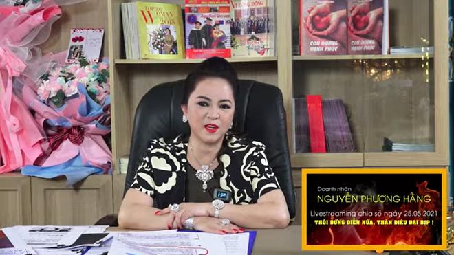 Bà Nguyễn Phương Hằng: Quyền Linh là một trong những nghệ sĩ rất đáng trân trọng-2