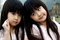 Cặp chị em sinh đôi thiên thần được mệnh danh 'đẹp nhất Đài Loan' gây ngỡ ngàng với diện mạo ở tuổi thiếu nữ sau 16 năm