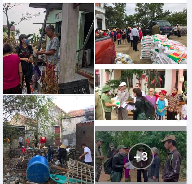 Mẹ Hà Hồ cuối cùng đã nói rõ về chuyện Trấn Thành chuyển 6,45 tỷ tiền cứu trợ miền Trung kèm hình ảnh, thông tin minh bạch-3