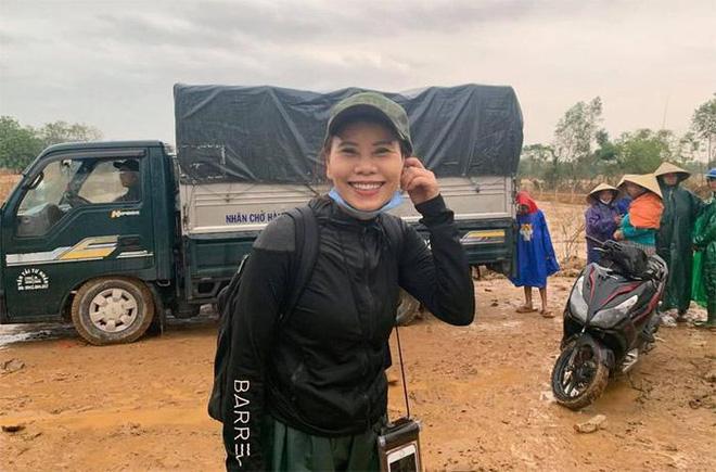 Mẹ Hà Hồ cuối cùng đã nói rõ về chuyện Trấn Thành chuyển 6,45 tỷ tiền cứu trợ miền Trung kèm hình ảnh, thông tin minh bạch-5