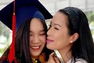 Nhìn mức học phí của Trịnh Kim Chi đóng cho con mỗi năm mà choáng: Dân văn phòng phải nhịn ăn, nhịn mặc trong 2 năm mới trả nổi