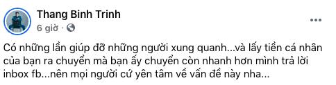 Phản ứng của sao Việt khi Trấn Thành không chuyển 4,7 tỷ từ thiện cho Thủy Tiên-5