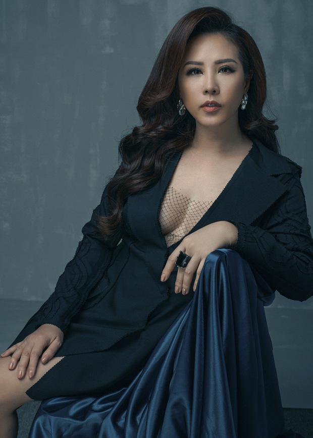 Vy Oanh lên tiếng căng đét trước tin đồn lộ ảnh sex, gọi thẳng tên vợ cũ của ông xã đại gia, Hoa hậu Thu Hoài và bà Hằng đối chất-6