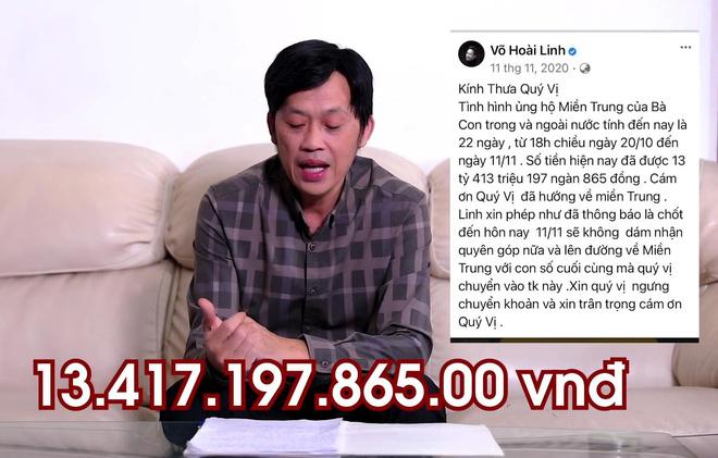 Phi Thanh Vân: Anh Hoài Linh rất bận, thời gian ăn ngủ không có, mong mọi người nhìn bằng con mắt từ tâm-1