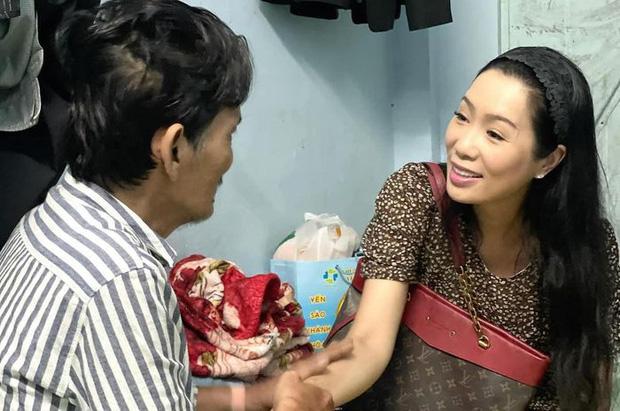 """NS Trịnh Kim Chi lên tiếng khi bị tố dàn dựng bệnh tình của NS Thương Tín để kêu gọi từ thiện: Đừng tàn nhẫn với chúng tôi như vậy""""-13"""