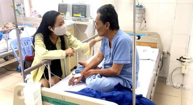 """NS Trịnh Kim Chi lên tiếng khi bị tố dàn dựng bệnh tình của NS Thương Tín để kêu gọi từ thiện: Đừng tàn nhẫn với chúng tôi như vậy""""-12"""