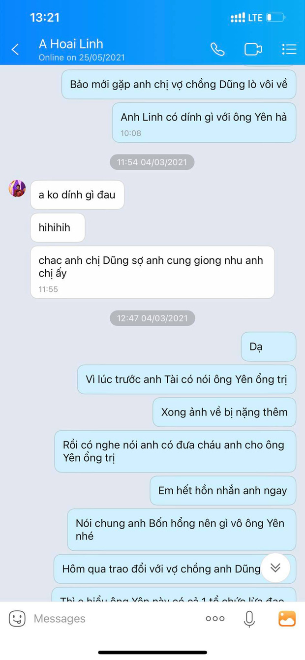 NS Hoài Linh vừa lộ tin nhắn phủ nhận mối quan hệ với Võ Hoàng Yên, netizen liền soi ra bằng chứng phản bác-3