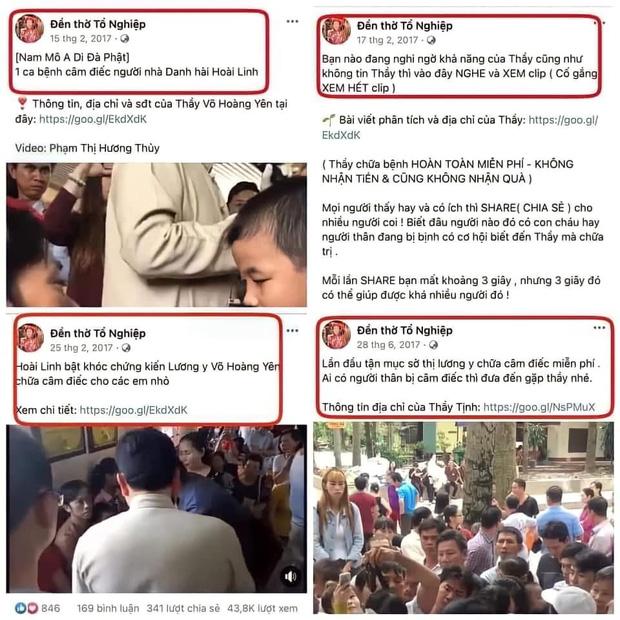 NS Hoài Linh vừa lộ tin nhắn phủ nhận mối quan hệ với Võ Hoàng Yên, netizen liền soi ra bằng chứng phản bác-1