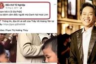 NS Hoài Linh vừa lộ tin nhắn phủ nhận mối quan hệ với Võ Hoàng Yên, netizen liền soi ra bằng chứng phản bác