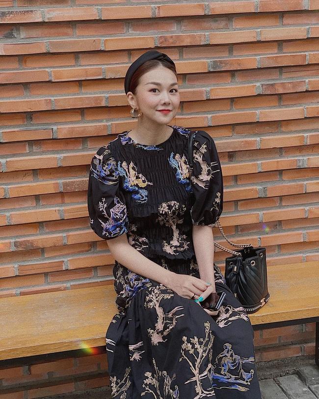 Ngắm bộ sưu tập váy đồ sộ của Thanh Hằng, nàng 30+ nhắm được nhiều kiểu trẻ trung và ghi trọn điểm sang chảnh-12