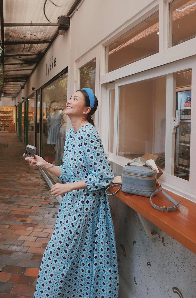 Ngắm bộ sưu tập váy đồ sộ của Thanh Hằng, nàng 30+ nhắm được nhiều kiểu trẻ trung và ghi trọn điểm sang chảnh-3