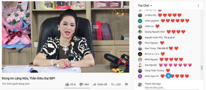 Vừa đặt lịch livestream tối 29/5, fanpage chính thức của bà Phương Hằng bỗng dưng bốc hơi giữa đêm-4