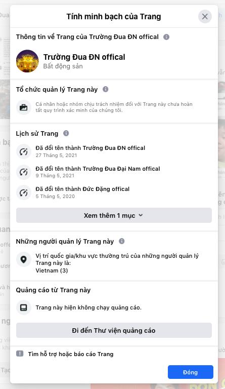 Vừa đặt lịch livestream tối 29/5, fanpage chính thức của bà Phương Hằng bỗng dưng bốc hơi giữa đêm-5