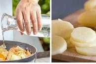 Nêm nếm quá tay khiến món ăn bị mặn, bạn làm theo cách này chữa mặn cực kỳ hiệu quả