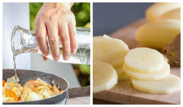 Nêm nếm quá tay khiến món ăn bị mặn, bạn làm theo cách này chữa mặn cực kỳ hiệu quả-1