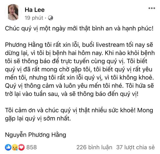 Vy Oanh nhắn bà Phương Hằng: Giả sử con đẻ cho 1 người khác, đó là tội nặng sao? Nếu vậy tội cô nặng hơn nhiều vì có 4 đứa con với 4 đời chồng-4