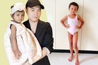 Con gái của NTK Đỗ Mạnh Cường: Từ cô bé suy dinh dưỡng sau 2 năm tăng 25cm chiều cao, bố khẳng định 'có tỷ lệ vàng để trở thành siêu mẫu'