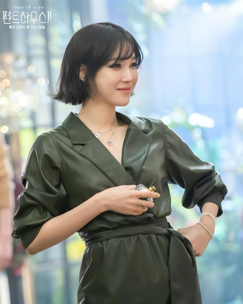 4 kiểu tóc ngắn hot nhất trong phim Hàn nửa đầu năm 2021: Toàn những kiểu giúp sang cả khuôn mặt-6
