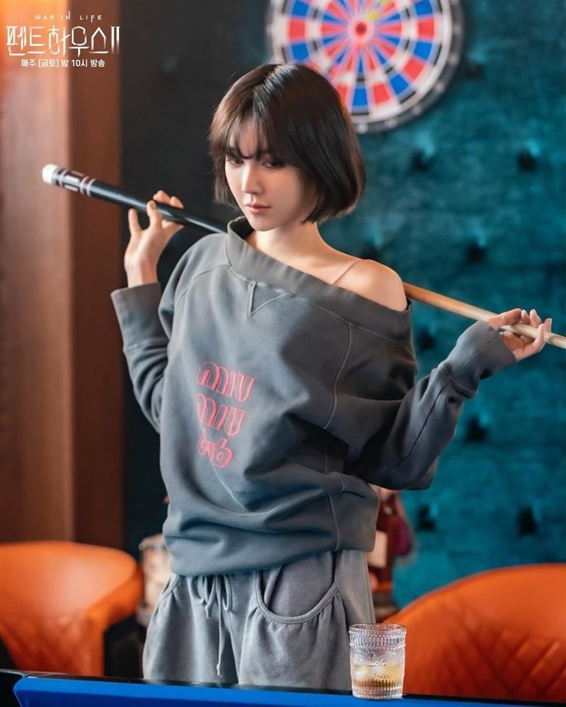 4 kiểu tóc ngắn hot nhất trong phim Hàn nửa đầu năm 2021: Toàn những kiểu giúp sang cả khuôn mặt-7