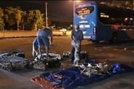 Vụ tài xế nhốt cảnh sát trên xe, nhổ nước bọt vào lực lượng kiểm dịch Covid-19: Xe chở 'lậu' 156 con chó mèo, trong đó 106 con đã chết ngạt