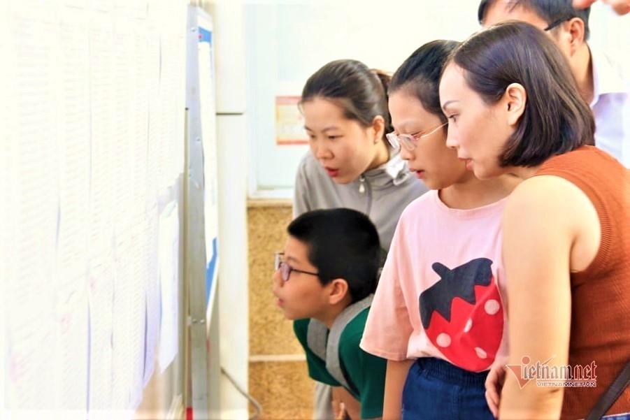 Trường hot ở Hà Nội đổi phương thức tuyển sinh lớp 6-1
