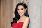 Hoa hậu Đỗ Thị Hà bị chê nói năng cộc lốc trên sóng truyền hình-2