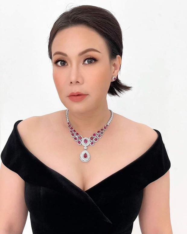 Việt Hương: Biệt thự to đẹp không ở, hột xoàn mua nhiều nhưng không đeo và quan điểm làm từ thiện-7