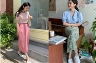Diện chân váy dài đẹp xinh hết cỡ nhờ áp dụng 12 cách mix của gái Hàn