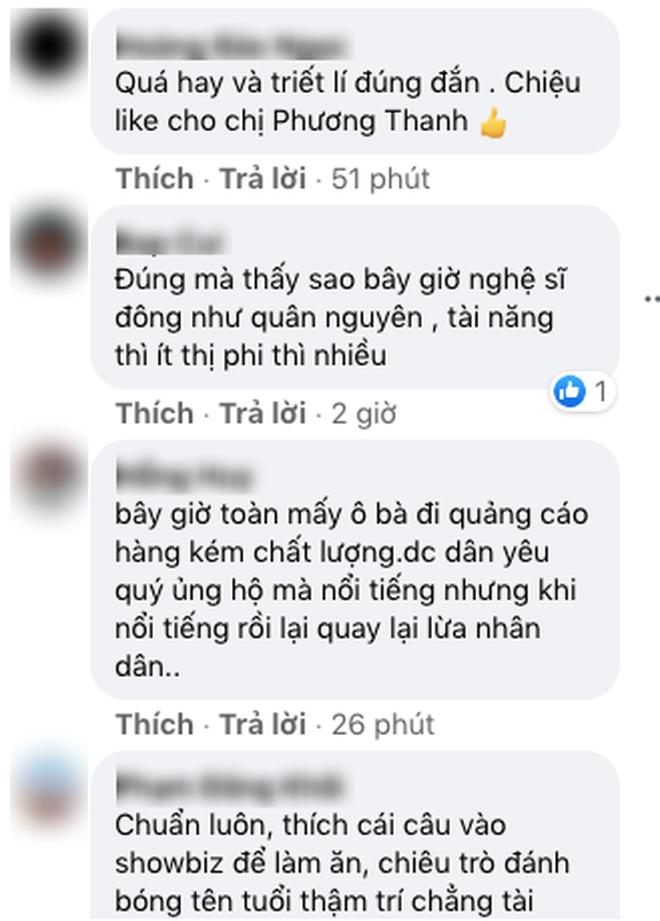 Vũ Duy Khánh đồng tình với phát ngôn của Phương Thanh: Chúng ta quá dễ dãi cho những người không có tài năng vào showbiz làm ăn-5