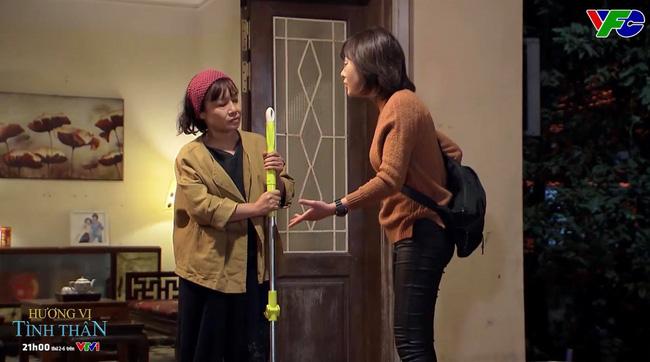 Hương vị tình thân: Bà Xuân muốn Nam làm giúp việc, Nam lại lần nữa cứu bà Dần bị xe đâm-4