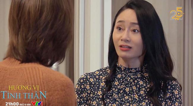Hương vị tình thân: Bà Xuân muốn Nam làm giúp việc, Nam lại lần nữa cứu bà Dần bị xe đâm-2