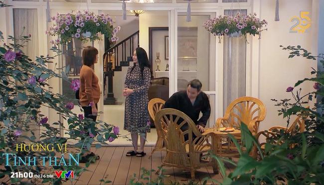 Hương vị tình thân: Bà Xuân muốn Nam làm giúp việc, Nam lại lần nữa cứu bà Dần bị xe đâm-1