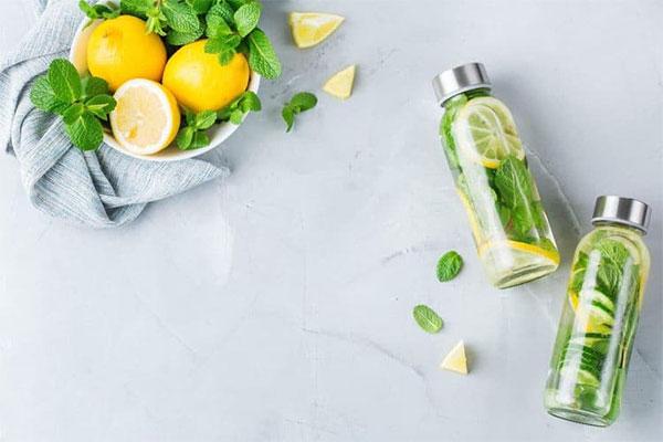7 loại nước chanh detox tốt nhất: Giúp da dẻ trắng mịn, bụng gọn eo thon chẳng gợn mỡ thừa-1