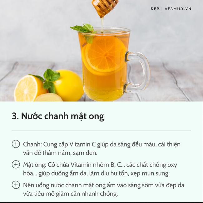 7 loại nước chanh detox tốt nhất: Giúp da dẻ trắng mịn, bụng gọn eo thon chẳng gợn mỡ thừa-5