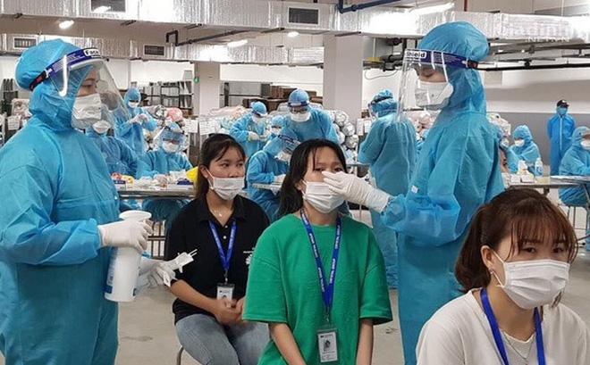 BHXH Việt Nam đề xuất hỗ trợ người lao động là F1, F2-1