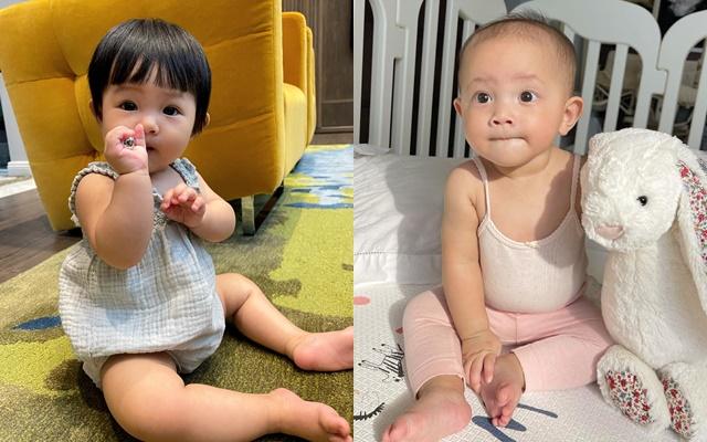 Bà xã Cường Đô La bức xúc khi con gái bị so sánh diện mạo với Lisa nhà Hồ Ngọc Hà-2