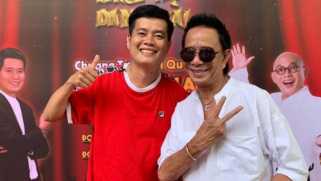 Thách thức danh hài: Chương trình xui xẻo nhất năm, giám khảo Hoài Linh bị đòi thay thế-3