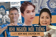 Nghệ sĩ Việt dính lùm xùm 'PR bẩn': Đa dạng từ sản phẩm tới hình thức, người xin lỗi, người lặng im mặc kệ hậu quả tai hại!