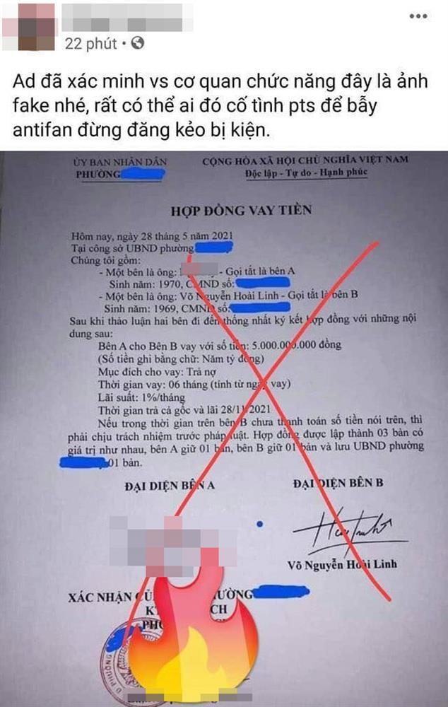 Lan truyền giấy vay nợ 5 tỷ đồng được cho là của Hoài Linh giữa lúc scandal từ thiện đang nóng, luật sư nói gì về tính pháp lý?-3