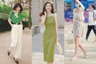 Street style Châu Á: Nhiều chị em lên đồ đẹp đỉnh nhưng cũng có những pha diện váy thật sự 'khó cảm'