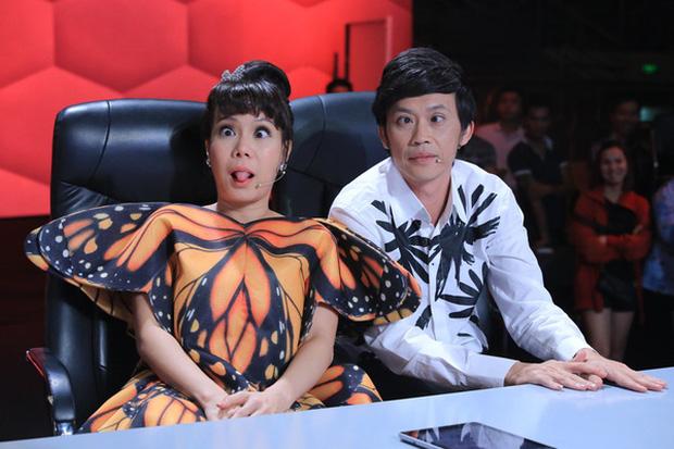 Vì sao Hoài Linh - Việt Hương phải hạn chế đồng hành với nhau trong các gameshow?-2