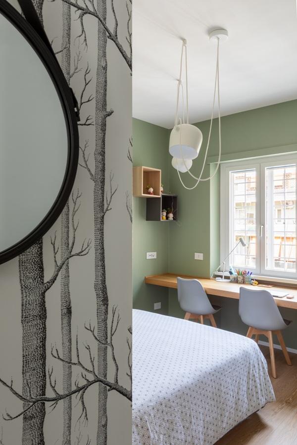Trang trí nội thất cho gia đình thêm sống động với màu sắc tươi sáng, nhìn tưởng rối mắt mà vẫn sang trọng và cao cấp-25